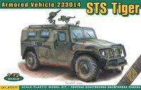 STS Tiger Armored. Vehicle 233014