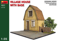 VILLAGE HOUSE w/BASE