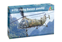 H-21C Flying Banana GunShip