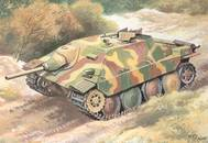 German Tank-Hunter Pzkpfw 38 (t) Hetzer-Starr - Image 1