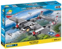 Cobi Small Army Lockheed P-38 Lightning - Image 1