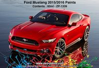 1339 2015 Ford Mustang RACE RED - Image 1