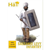 SASSANID LEVY INFANTRY