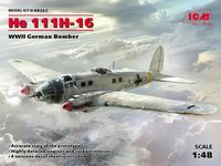 He 111H-16 WWII German Bomber - Image 1