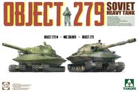 Soviet Heavy Tank Object 279 Object 279M + NBC Soldier + Object 279
