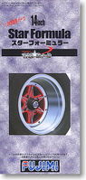 14-inch Star Formula Wheel/Tire set