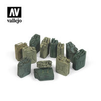 German Jerrycan set - Image 1