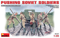 Pushing Soviet Soldiers (1939-1945) - Image 1