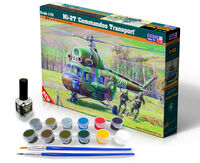 Mi-2T Commandos Transport - Model Set
