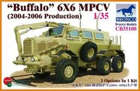 Buffalo 6x6 MPCV (2004-2006 Production)