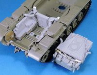 AVDS-1790 Engine & Compartment set I (for AFV Club M60s) - Image 1