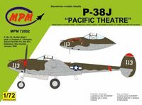P-38J Pacific Theater