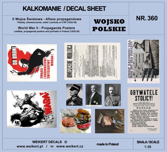 Afisze Propagandowe Plakaty Obwieszczenia Ulotki I Portrety W Ii Rp 1935 39