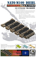 M109 DIEHL TRACKS (FOR NATO M109)