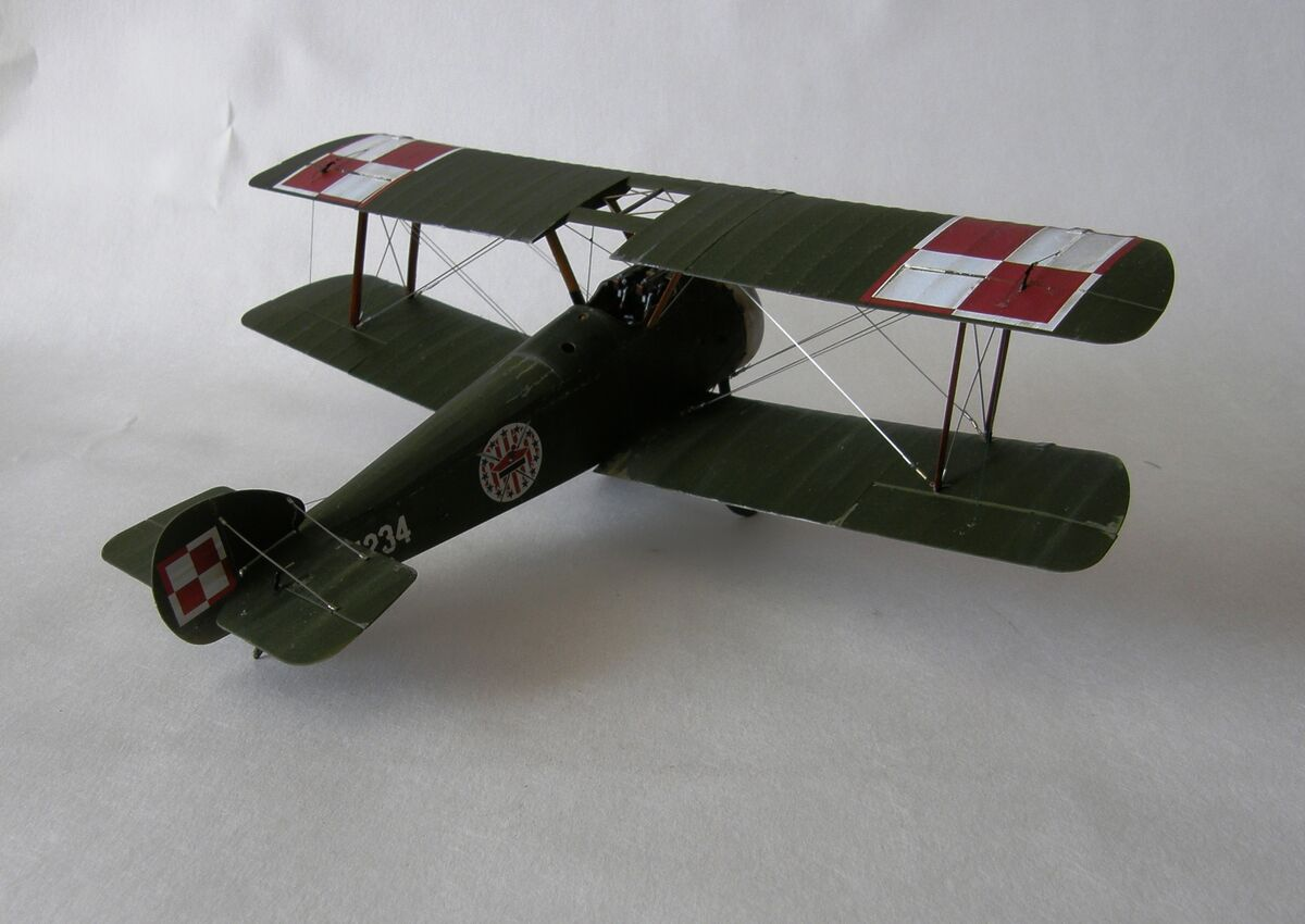 Sopwith F.1 Camel  1:32 Wingnut Wings - 006 - Image 1