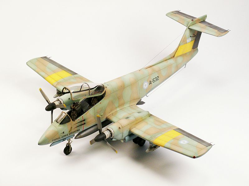 IA-58A PUCARA 1/72 SPECIAL HOBBY - 002 - Image 1