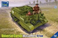 Universal Carrier Wasp Mk.II with Crew