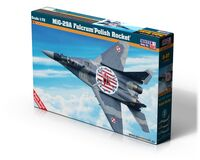 MiG-29A Fulcrum Polish Rocket