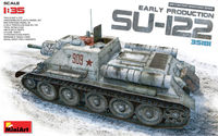 SU-122 SOVIET SELF-PROPELLED GUN ( Early Production)
