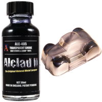 ALC-405 Transparent Smoke - Heat Stains & Lexan Tints