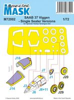 SAAB 37 Viggen - Single Seater Versions - Image 1