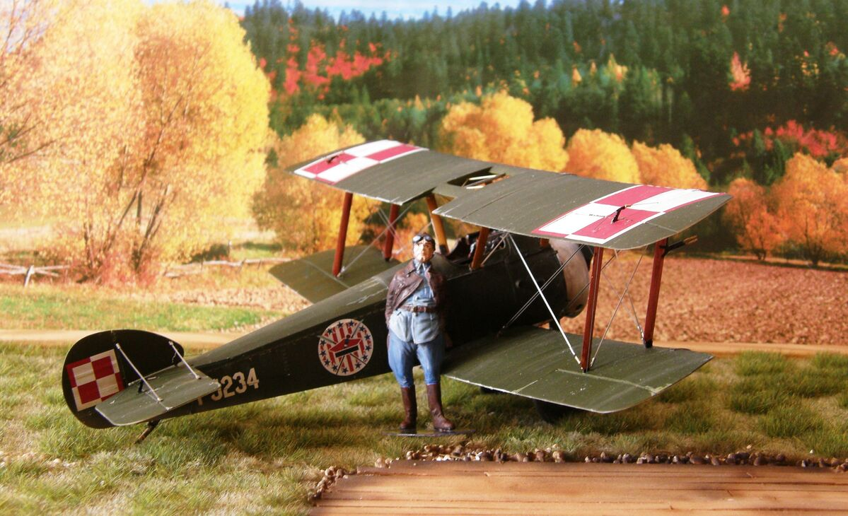 Sopwith F.1 Camel  1:32 Wingnut Wings - 011 - Image 1