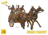 Indian Chariot of King Porus