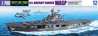 US Navy Aircraft Carrier WASP