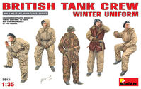 BRITISH TANK CREW. WINTER UNIFORM - Image 1