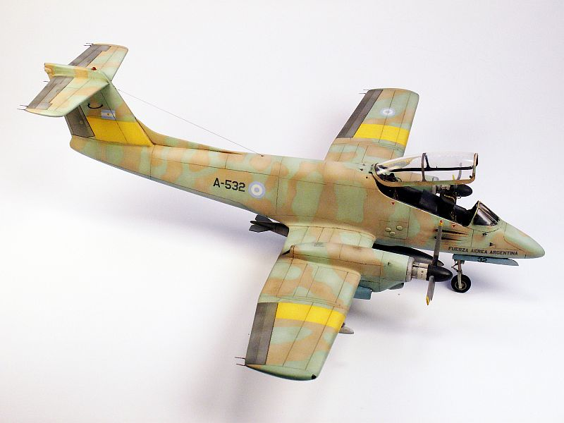 IA-58A PUCARA 1/72 SPECIAL HOBBY - 006 - Image 1