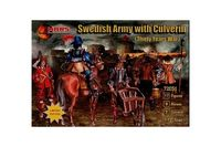 Swedish Army with Culverin (1618-1648)