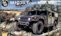 American M1038 (Hummer) Four Man Cab