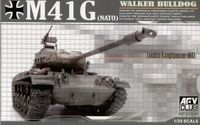 M41G Walker Bulldog
