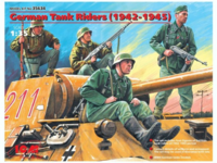 GERMAN TANK RIDERS 42-45 - Image 1