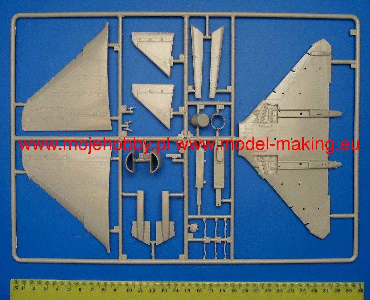 A 4e F G Skyhawk Model Do Sklejania Italeri 2671