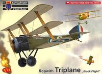 "Sopwith Triplane ""Black Flight"""
