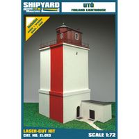Utö Lighthouse skala 1:72