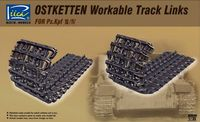 Ostketten Workable Track Links For Pz.Kpf III/IV