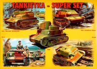 Tankietka Super Set