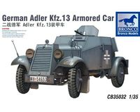 German Armoured Car Kfz.13 Adler - Image 1
