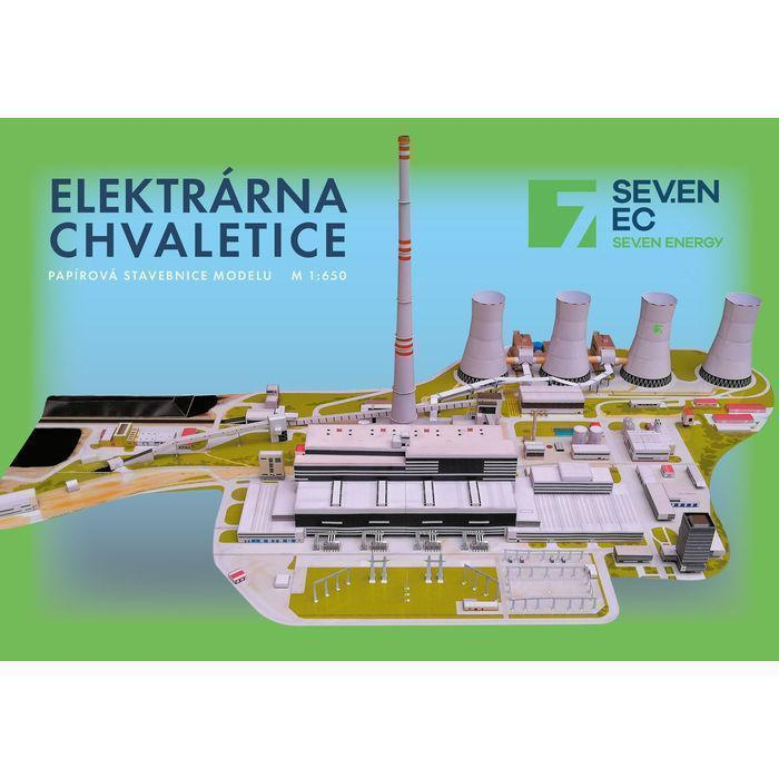 Power plant in Chvaletice - Image 1