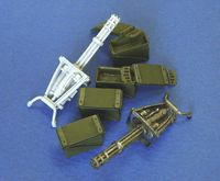 XM-134 Mini Gun set 2ea