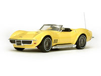 1968 Corvette Open Convertible