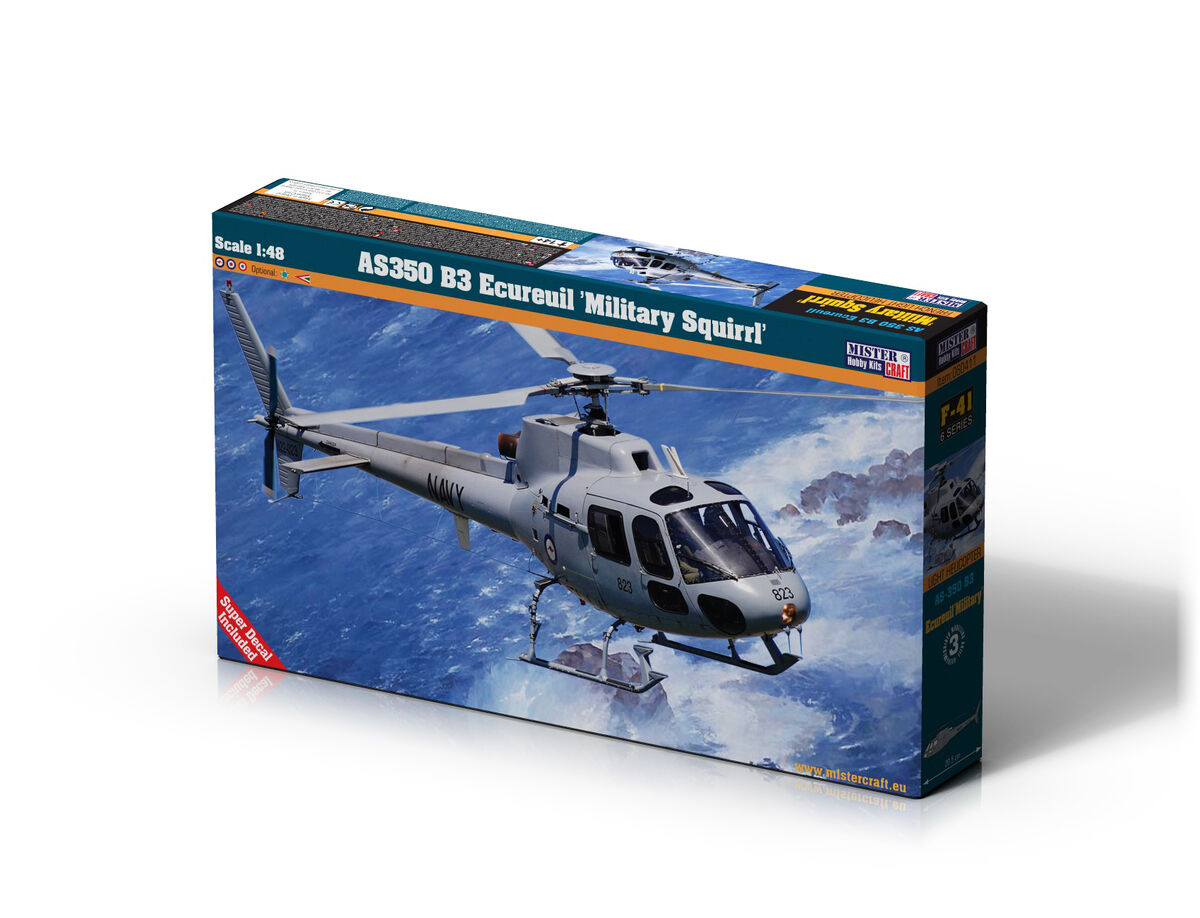 AS350 B3 Ecureuil Military Squirrl - Image 1