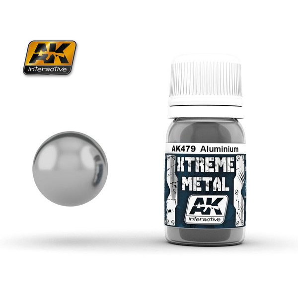 AK479 XTREME METAL ALUMINIUM - Image 1