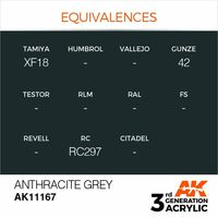 AK 11167 Anthracite Grey