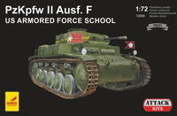 Pz.Kpfw.II Ausf.F U.S. Armoured Force School - Image 1