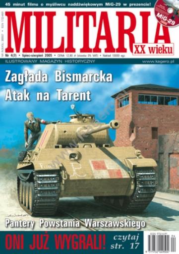 07 - Militaria XX wieku - Nr 04(7) Kagero -MIL-XX-07-4