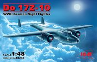 Do 17Z-10, WWII German Night Fighter - Image 1