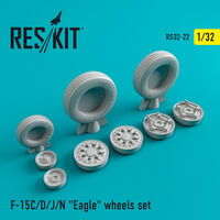 "F-15 (C/D/J/N) ""Eagle"" wheels set - Image 1"